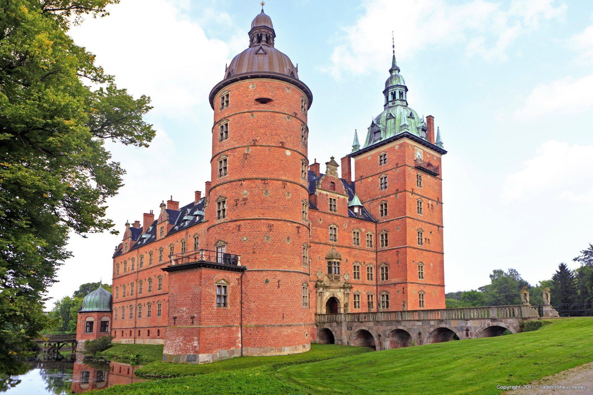 Bildresultat för Vallø castle